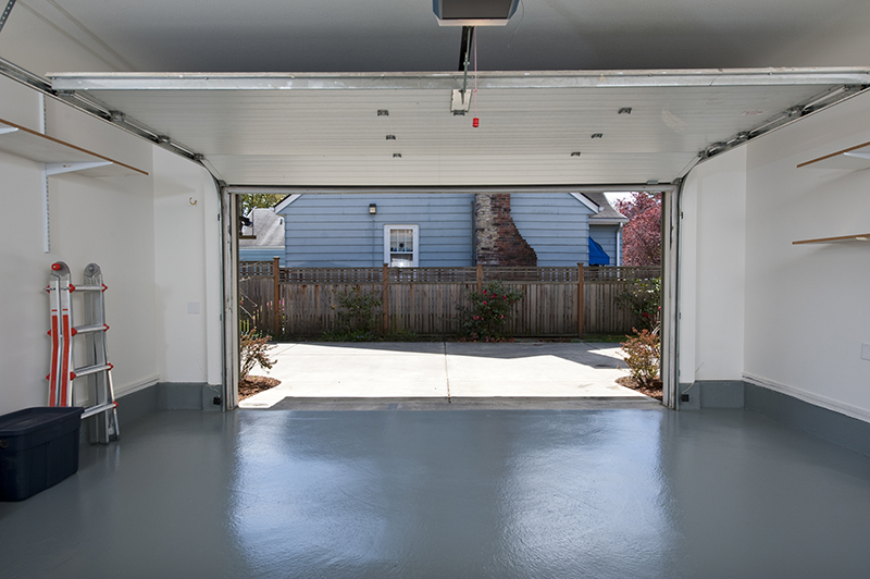 Top 3 Reasons to Maintain Your Garage Floor